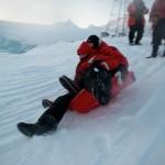 Tandem sledding