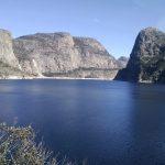 Hetch Hetchy Reservoir, March 2016