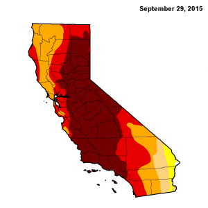 CA_Drought_Start of Water Year