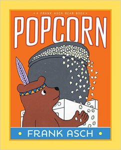 Popcorn by Frank Asch, Cover Image