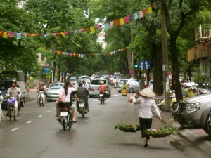 Hanoi, Vietnam. Photo by author, 2010.