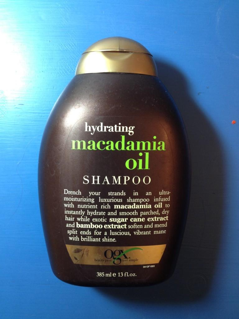 Organix shampoo