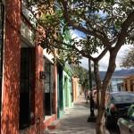 Oaxaca historic downtown