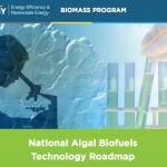 Cover of the 2010 National Algal Biofuel Technology Roadmap (source: https://www1.eere.energy.gov/bioenergy/pdfs/algal_biofuels_roadmap.pdf)
