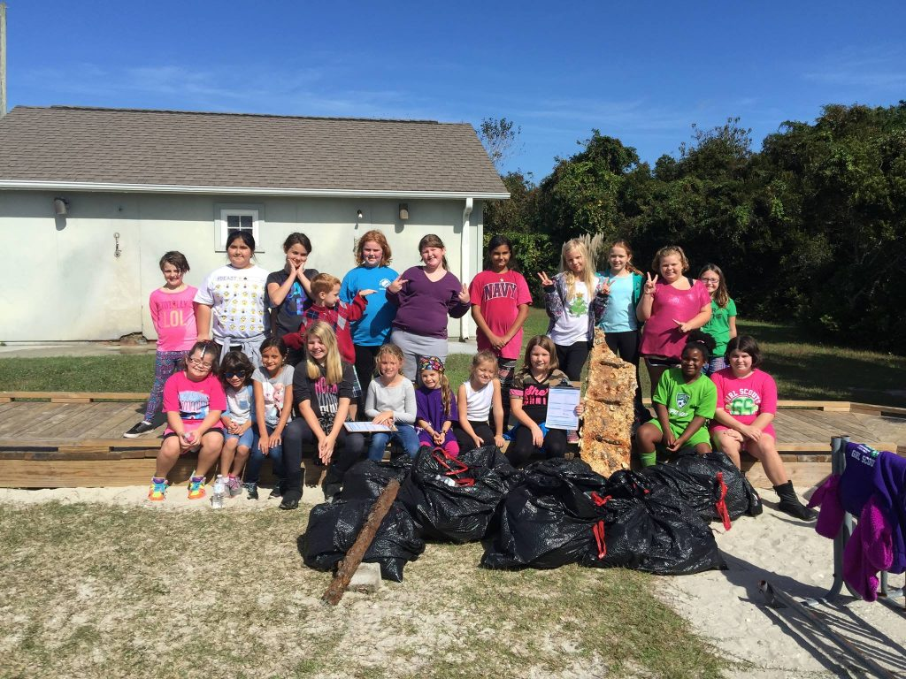 girlscoutcleanup