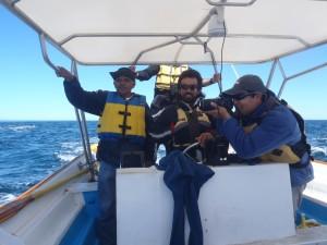 Crew of the Albatross