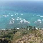 View from Diamond Head