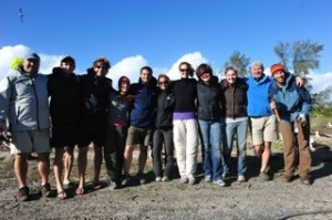 The Marine Conservation Biology Class of 2010