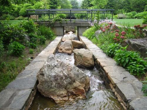 The Stream Garden.