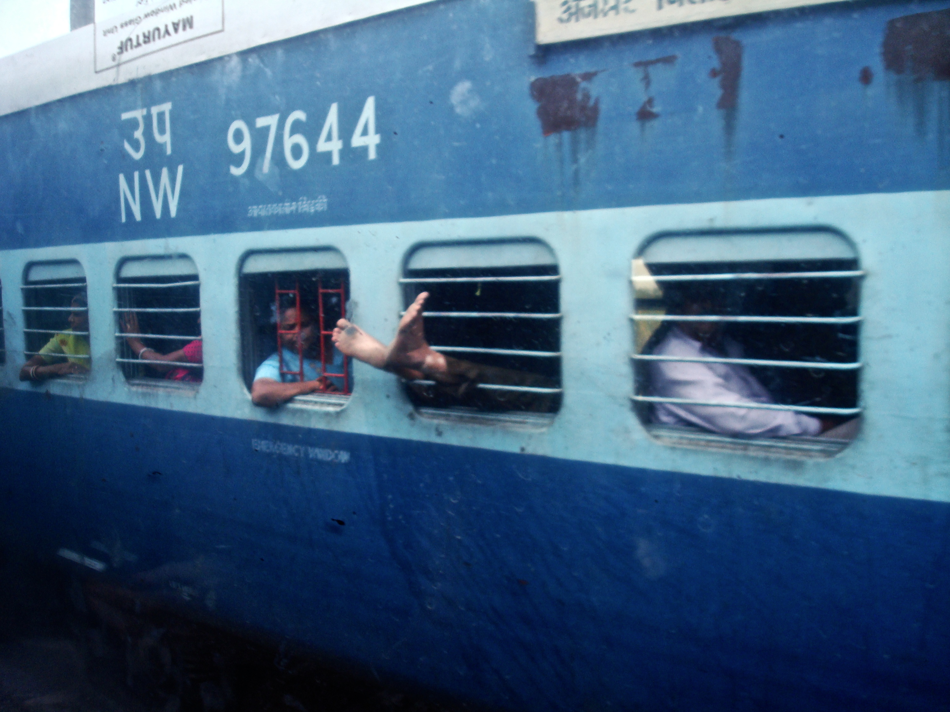All Aboard! The Indian Railway