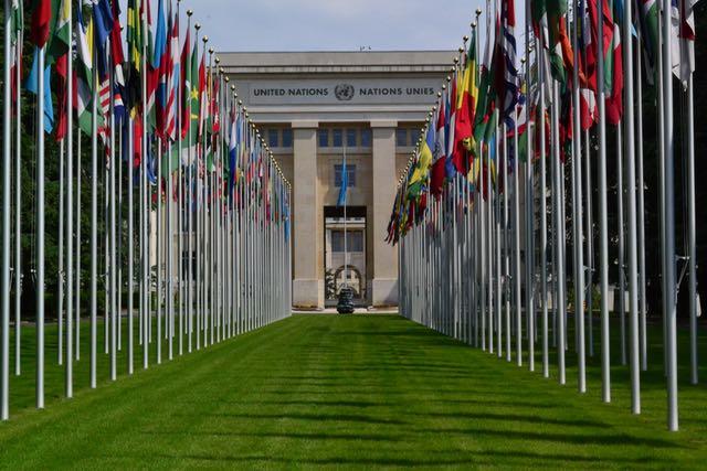 Les Palais des Nations
