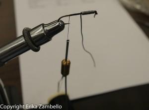 fly-tying, fishing, duke