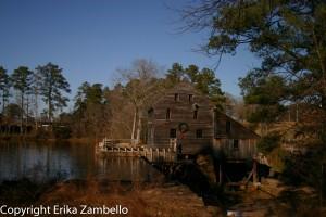 boardwalk, yates mill, historic park, north carolina, birding