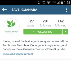save guanaba