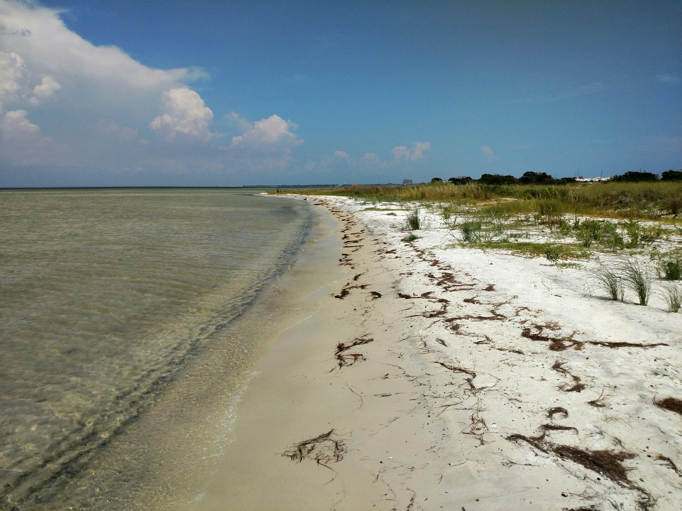 gulf islands, national seashore