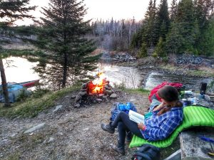 camping, nature, writing, literature