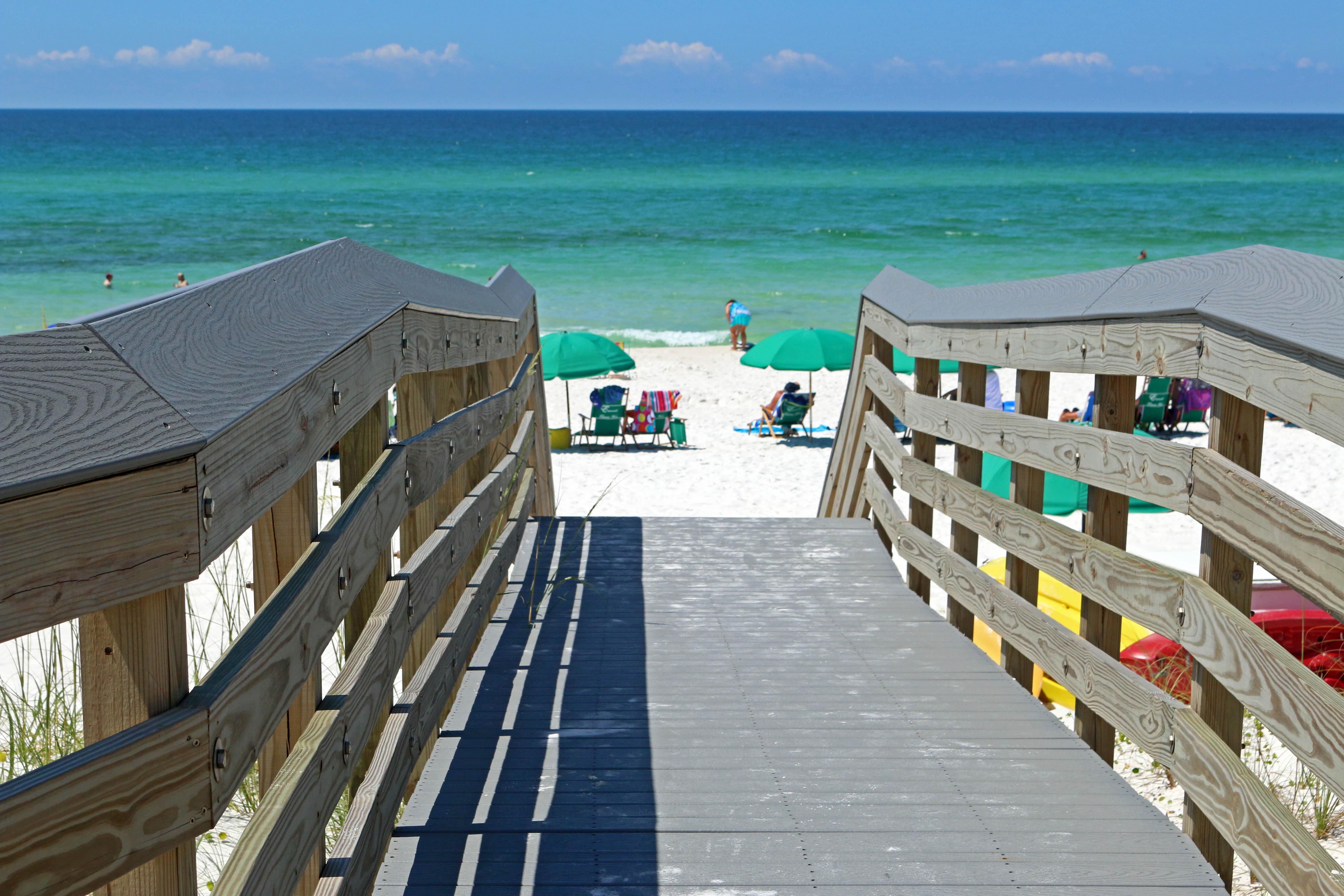 nature, landscape, florida, beach, dune