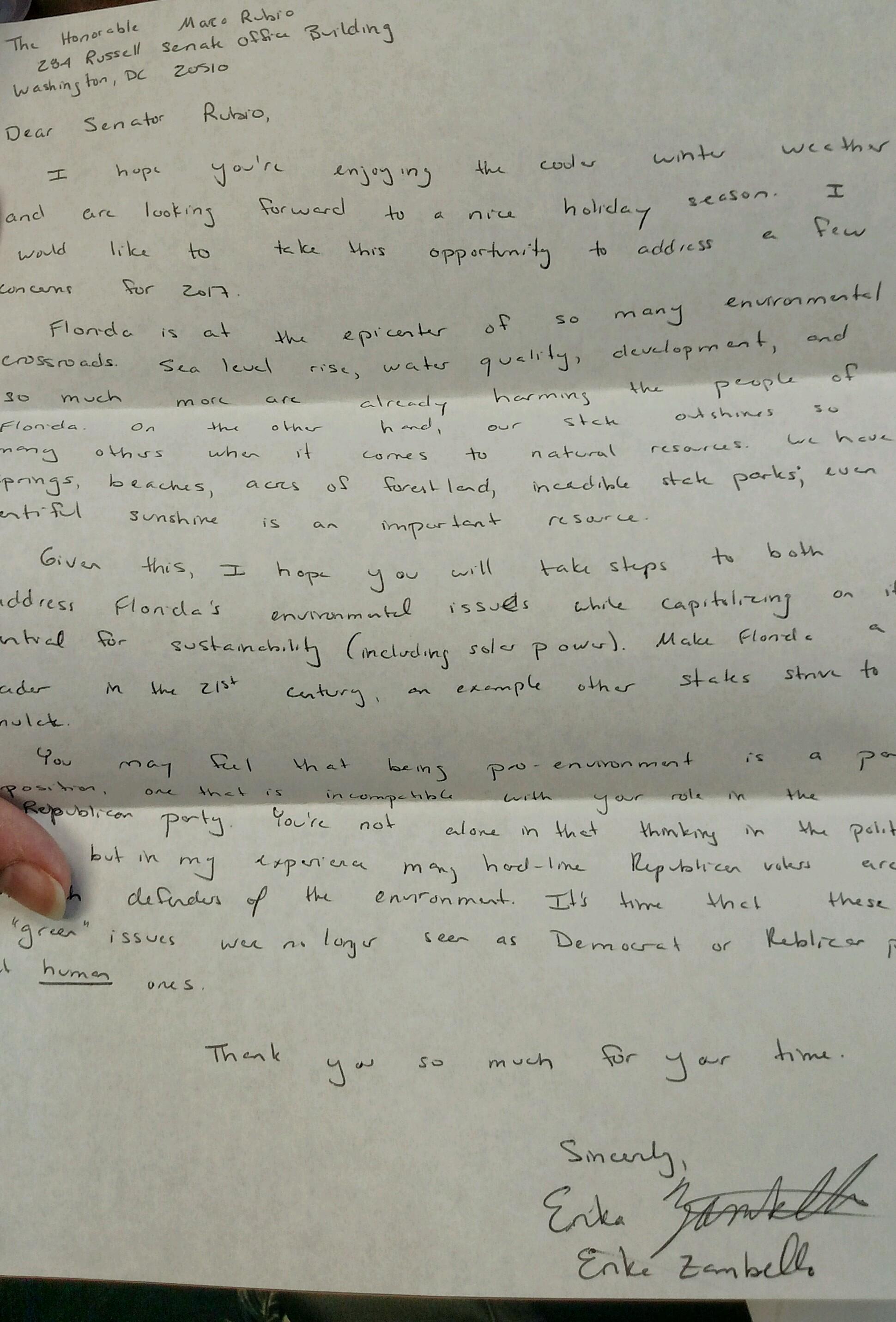 Handwritten Letters to the Devil