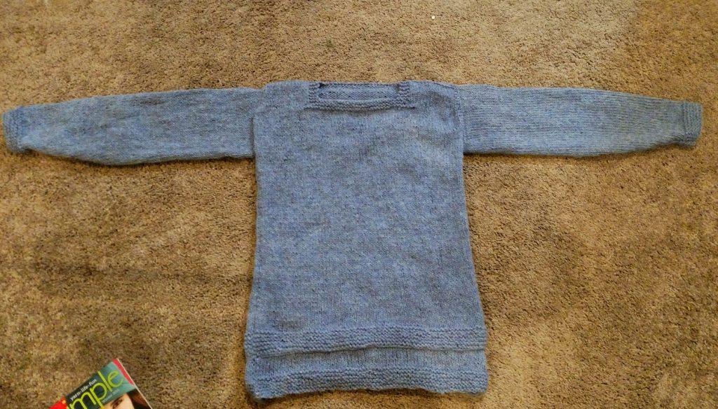 knitting, yarn, sweater, crafts