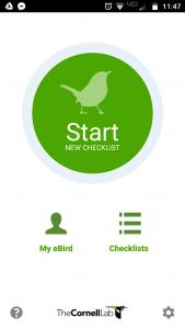 eBird, nature, birding
