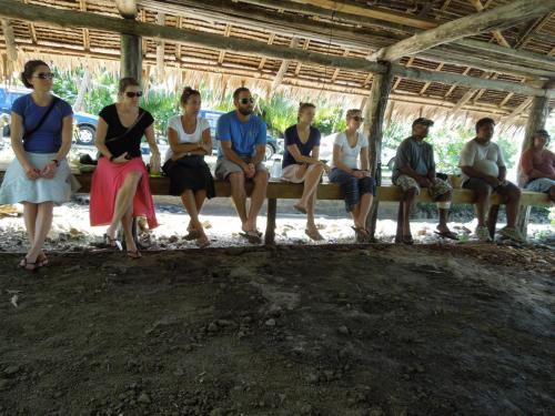 Class in Ollei Village