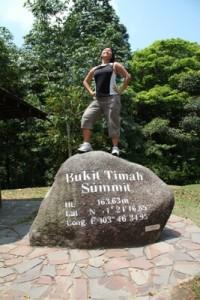 Bukit Timah Summit