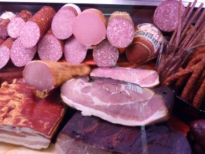 processed meat 2 - free public domain image